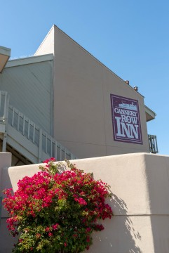 Welcome To the Cannery Row Inn - Exterior View
